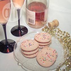 Biscotti allo champagne