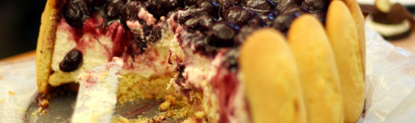 Ricetta charlotte di gelato