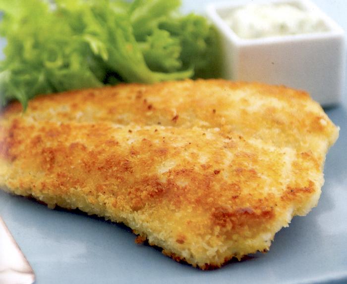 Pesce fritto con salsa tartara