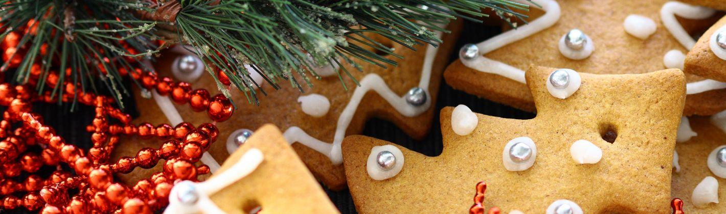 Ricetta biscotti di pan di zenzero