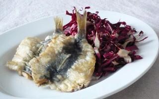 Ricetta sardine fritte in crosta di farro