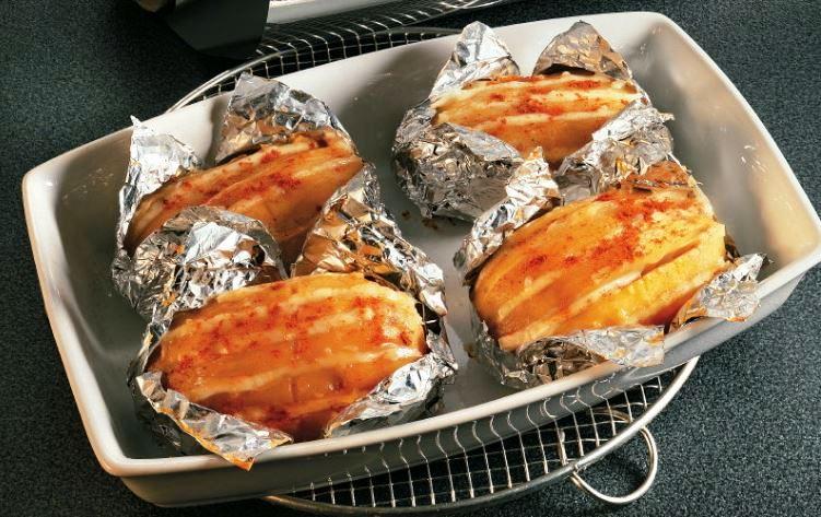 Patate gratinate alla tirolese