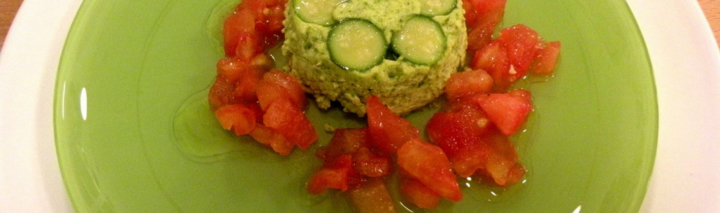 Ricetta sformato freddo di zucchine
