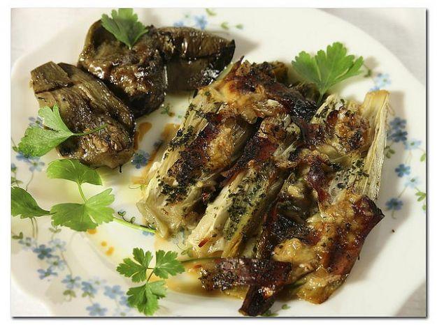 Ricetta insalata belga con gorgonzola e speck