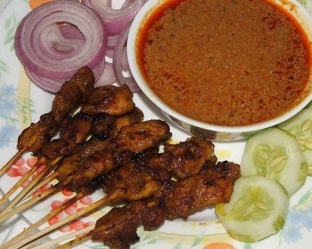 Ricetta spiedini di pollo alla salsa di soia