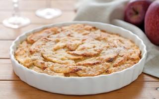 Ricetta gratin di pane e mela alto adige igp