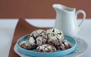 Ricetta biscotti di cioccolato al profumo di arancia