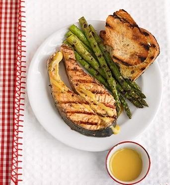 Ricetta salmone e spada grigliati