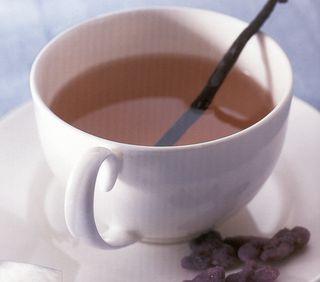 Ricetta tè aromatizzato alla lavanda e vaniglia