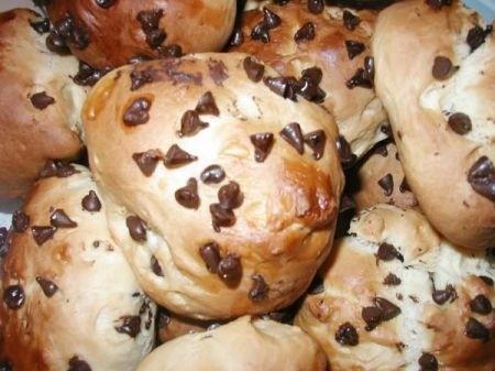 Ricetta pan gocciole con il bimby