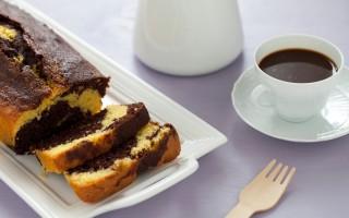 Ricetta cake marmorizzato al cocco
