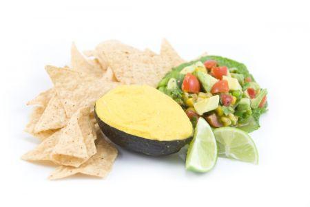 Ricetta nachos all'avocado