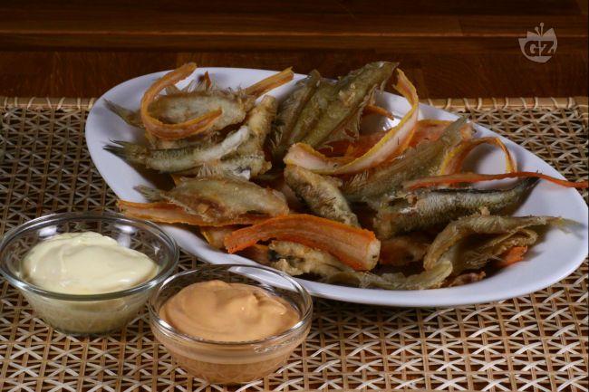 Ricetta fritto misto di pescato fresco