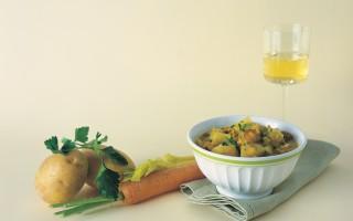 Ricetta minestra di cozze e patate