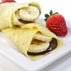 Crepes nutella® e banane
