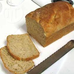Pane integrale facilissimo nella macchina del pane