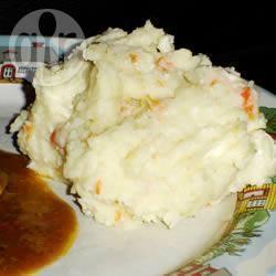 Purè di patate e verdure miste
