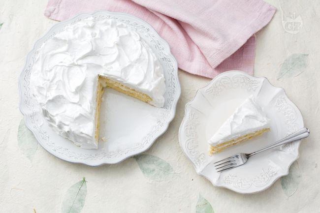 Ricetta torta nuvola