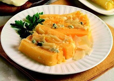 Cassata di polenta