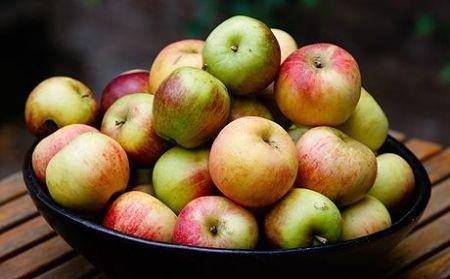 Ricetta gratin di mele con gelato alla crema