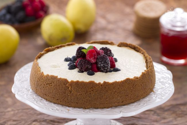 Ricetta new york cheesecake