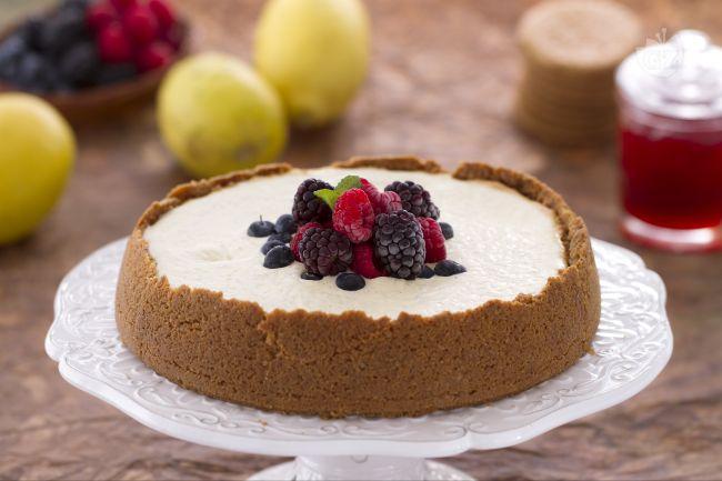 Ricetta new york cheesecake