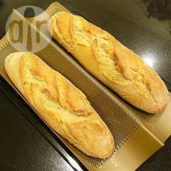 Filoncini di pane con semi di sesamo