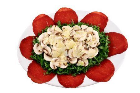 Ricetta insalata di bresaola ricca