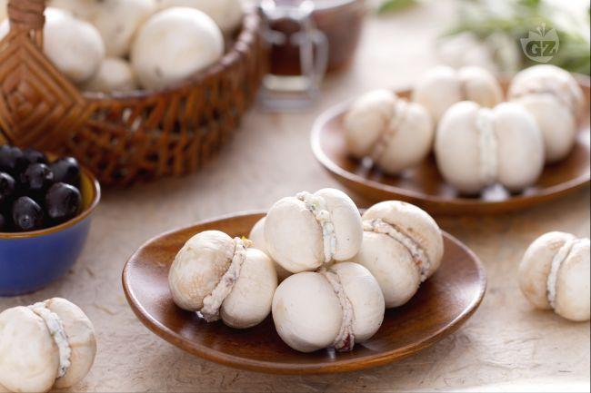 Ricetta baci di champignon