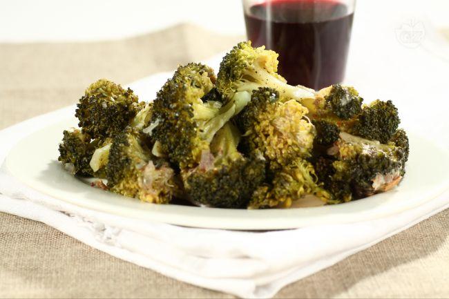 Ricetta broccoli affogati