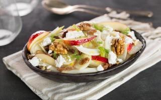 Ricetta insalata di finocchi e mele