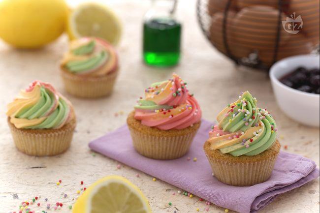 Ricetta cupcake carnevaleschi
