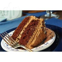 Devil's food cake facile