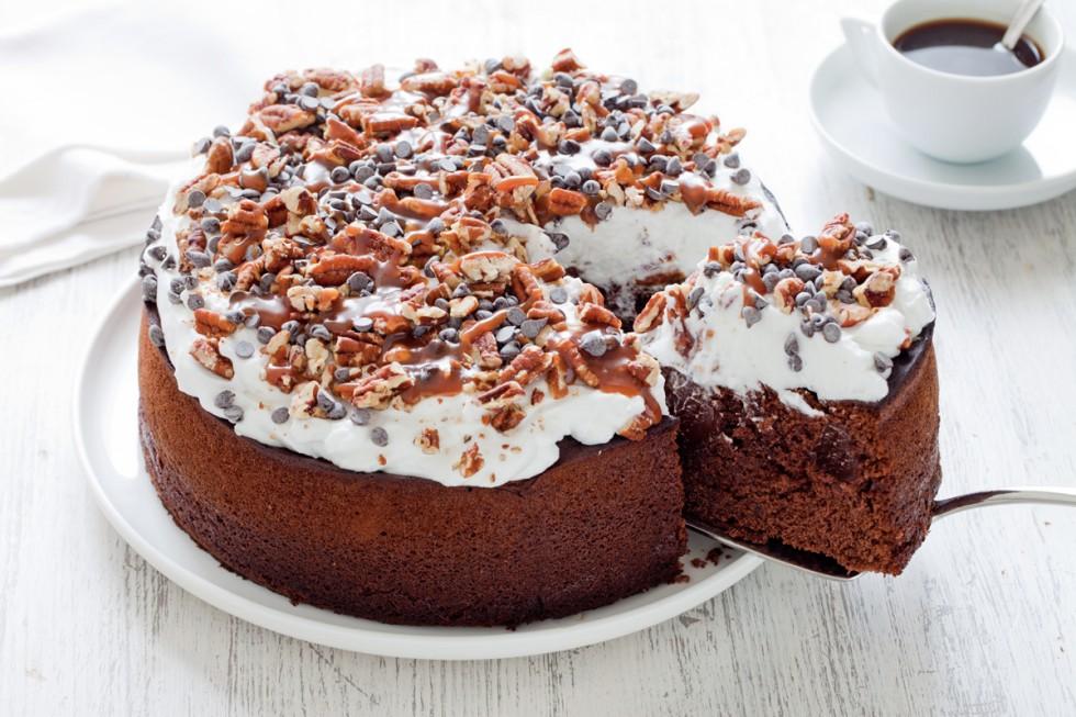 Ricetta poke cake