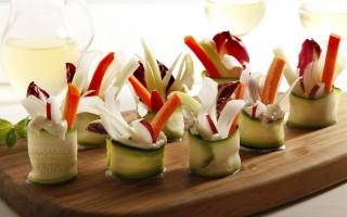 Ricetta involtini di verdure
