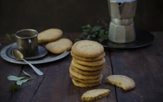 Ricetta biscotti al caffè con cioccolato bianco