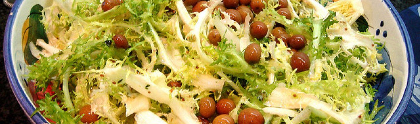 Ricetta insalata catalana ricca
