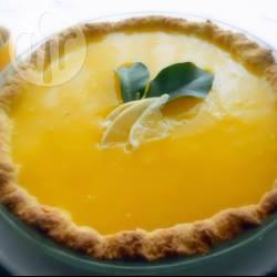 Lemon pie light o crostata al limone leggera