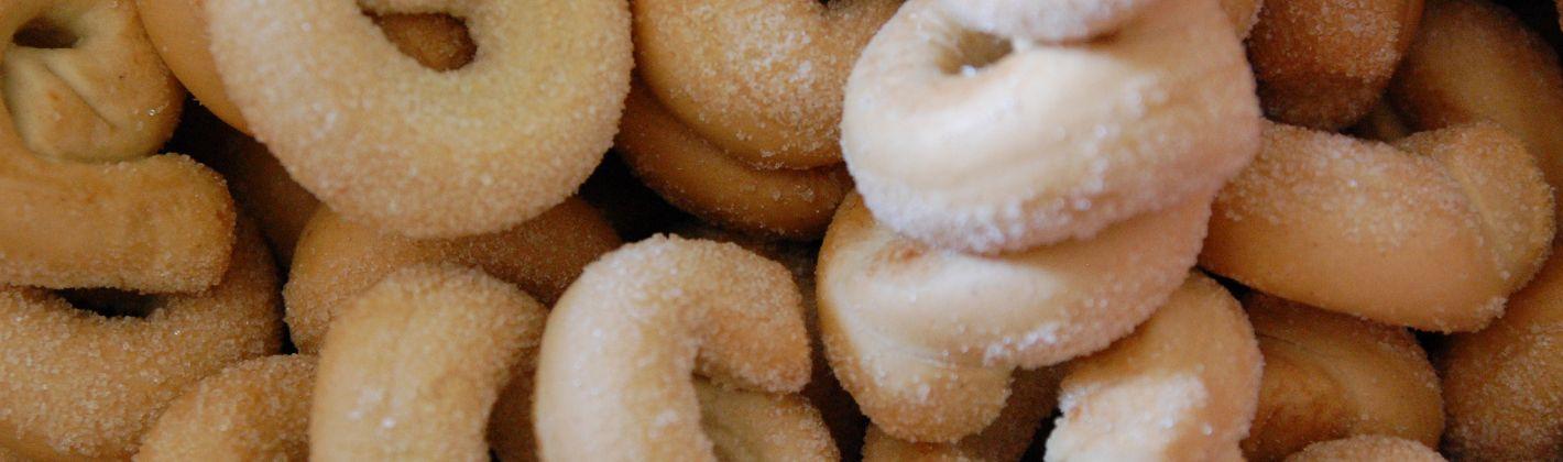 Ricetta taralli pugliesi con lo zucchero