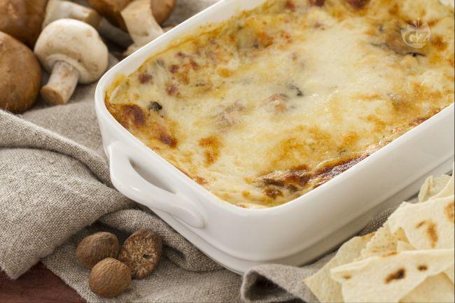 Ricetta lasagne di pane carasau