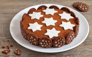 Ricetta torta pan di stelle