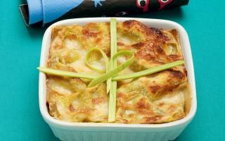 Ricetta lasagne verdi con ragù vegetariano