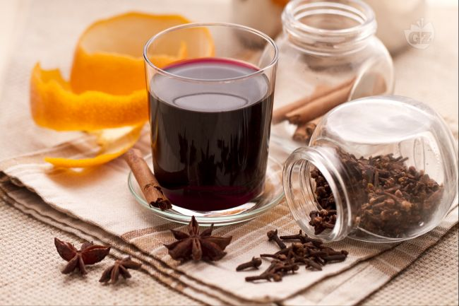 Ricetta vin brule' (mulled wine)