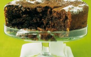 Ricetta torta al cioccolato senza farina