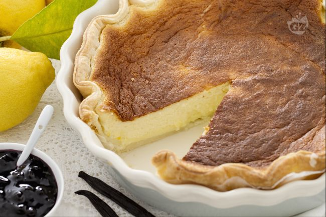 Ricetta tarte au fromage blanc