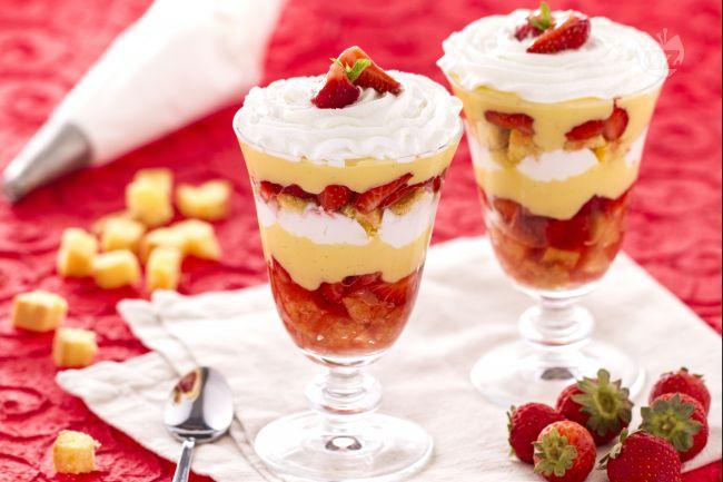 Ricetta trifle