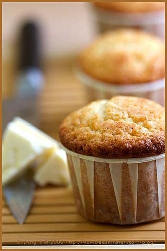 Ricetta muffin all'arancia