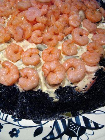 Ricetta insalata russa di pesce