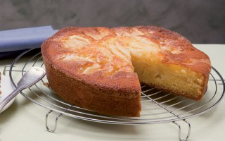 Ricetta torta di mele di morgex