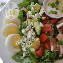Cobb salad (insalata di pollo americana)